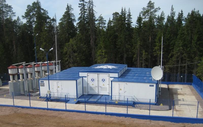 РУМБ - Распределительные устройства 6-35 кВ в блочно-модульном исполнении.