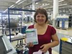 В Шнейдер Электрик Урал поздравили школьников и их родителей с 1 сентября