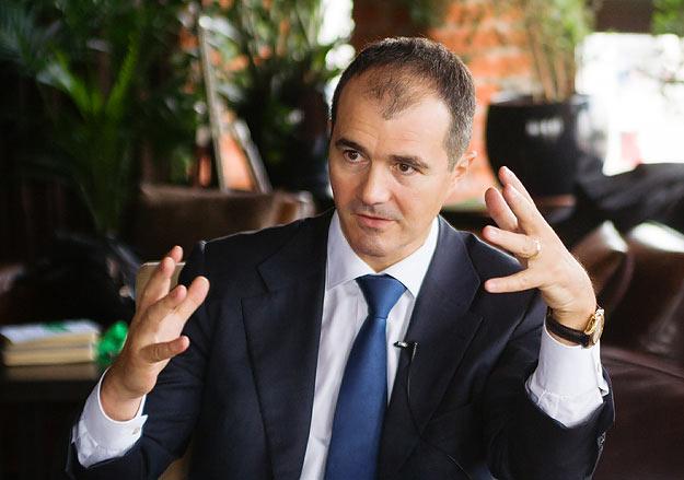 Жан-Луи Стази, президент Schneider Electric в России и странах СНГ