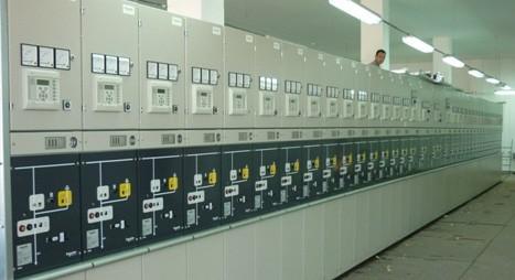 Распределительные устройства 6-35 кВ с элегазовой изоляцией