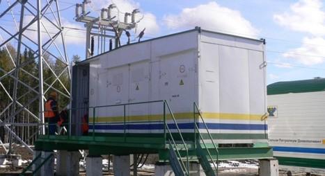 Трансформаторные подстанции в металлическом корпусе